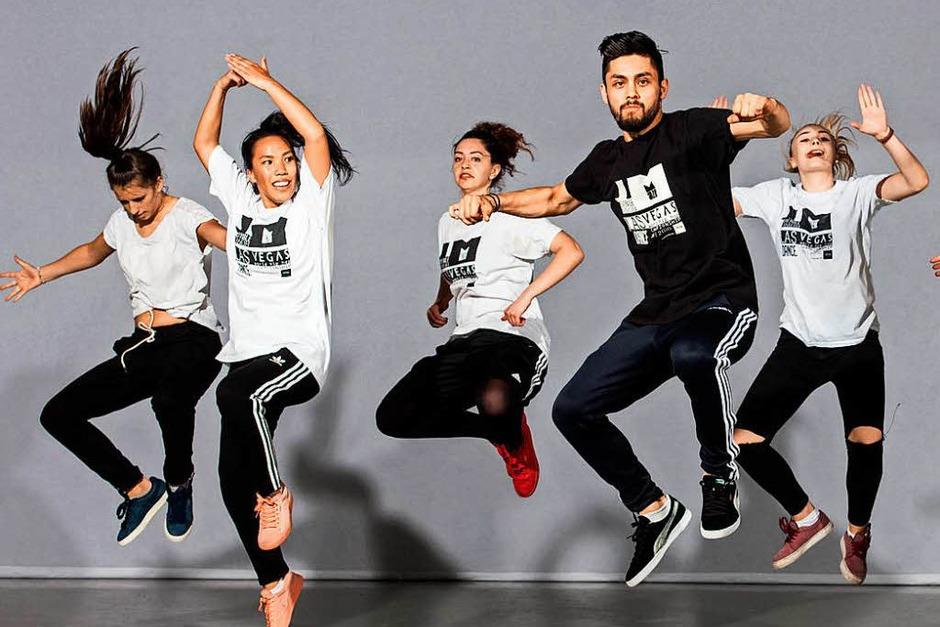 So trainiert Juvenile Maze bei Dance Emotion in Freiburg<?ZP?> (Foto: Patrick Seeger)