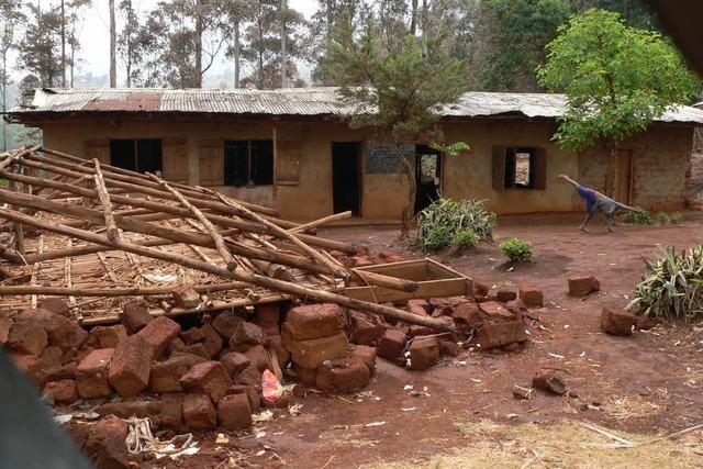 Freundeskreis Kamerun: Kirche statt Schule