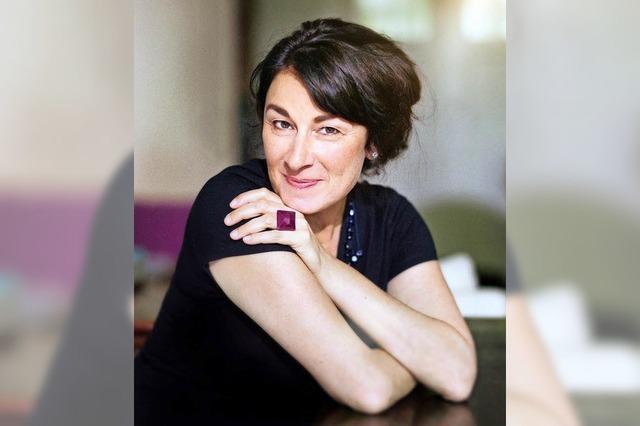 Zsuzsa Bánk stellt ihren neuen Roman vor
