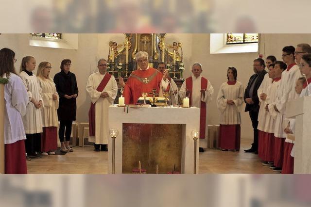 Priester und großer Menschenfreund