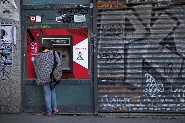 Spaniens ewige Bankenkrise