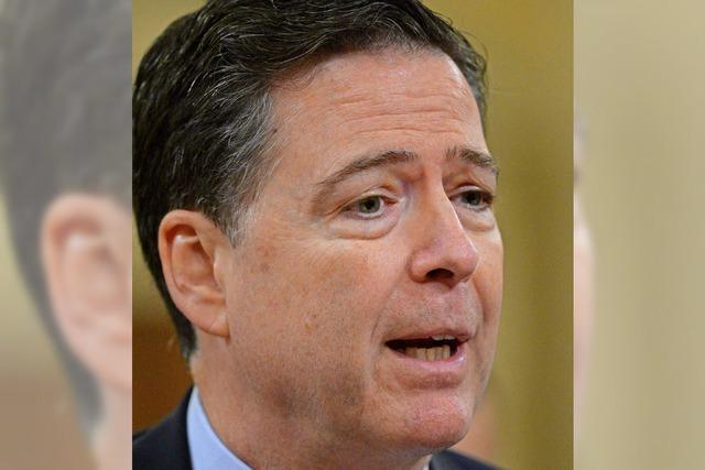 Ex-FBI-Chef bekräftigt Vorwürfe