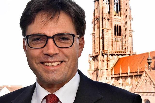 Karsten Kreutzer wird Leiter der Katholischen Akademie