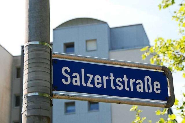 Lörracher Salzert: Die Wohnqualität kam erst später