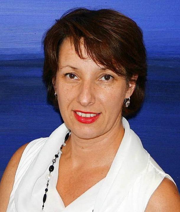 Christine Trautwein-Domschat, Bürgermeisterin Schwörstadt  | Foto: Veranstalter