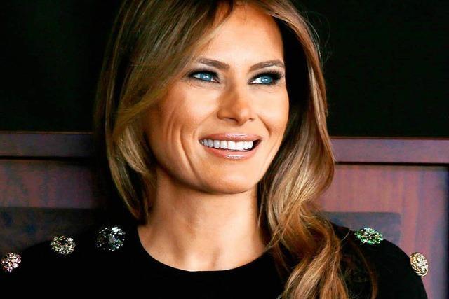 Melania Trump soll wohl bald nach Washington ziehen