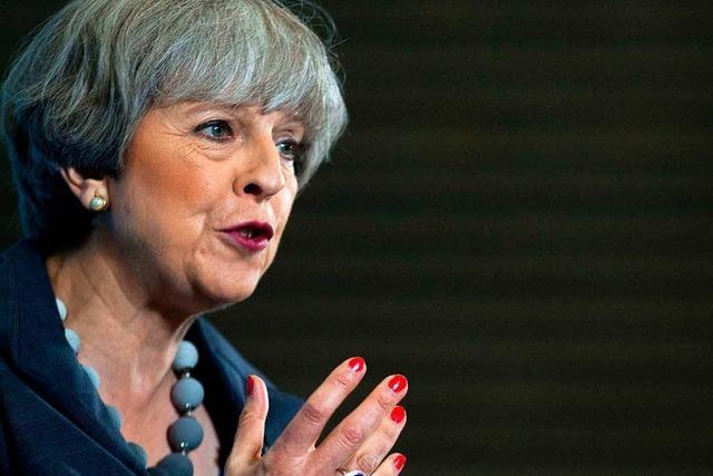 Großbritannien wählt: Eiskönigin gegen Anti-Imperialist