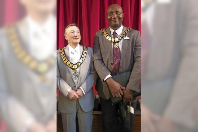 Einwanderer der ersten Generation wird Deputy Mayor