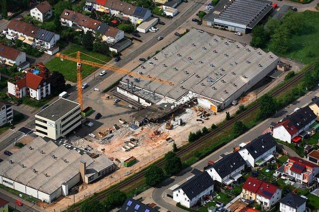 In Schopfheim entstehen 154 Wohnungen