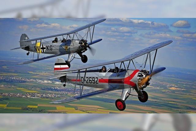 Flugtage mit dem Aero-Club Kehl