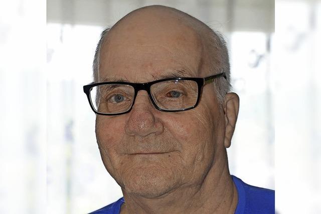 Rudolf Klein wird am Sonntag 80 Jahre