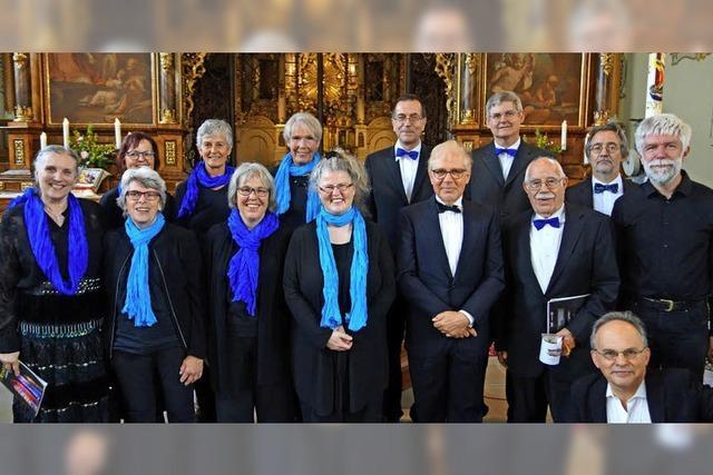 Lichtvolle Melodien in der Klosterkirche