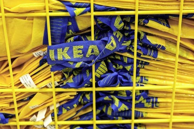 Ikea geht im Netz fremd