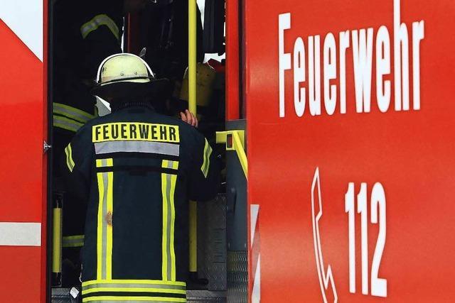 Explosion in der Pizzeria: Ofen gerät in Brand