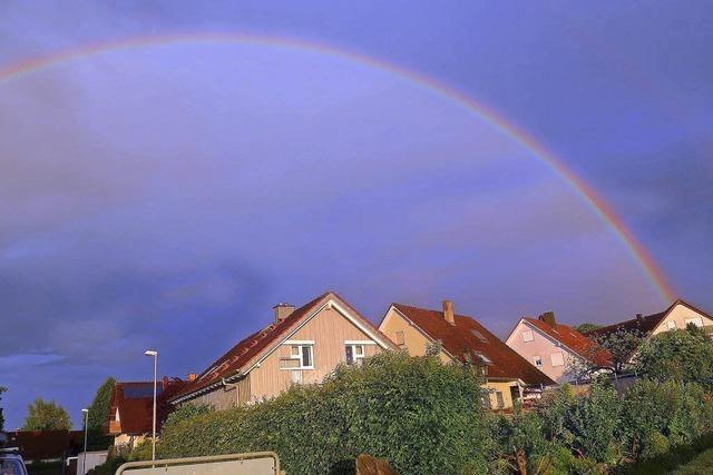 Faszination Regenbogen