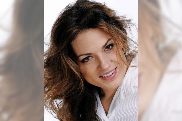 Sängerin Katerina Hebelková prägte Freiburgs Musiktheater
