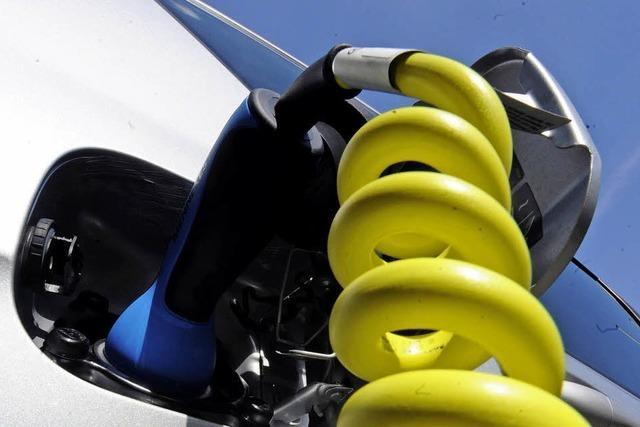 Anreize für Elektroautos