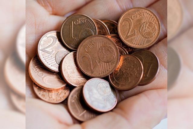 Sind kleine Münzen nur noch lästig?
