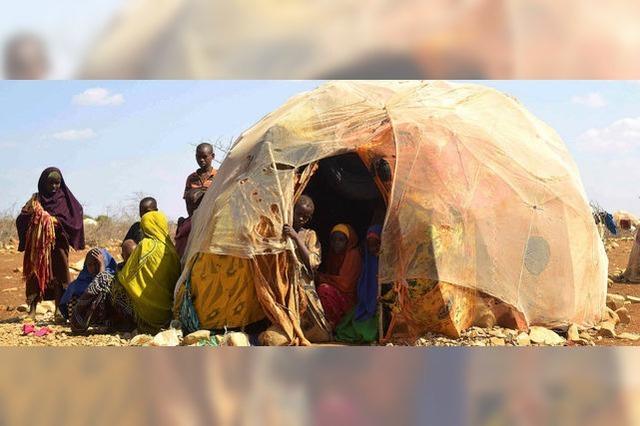 Ein Land der Gewalt und des Hungers