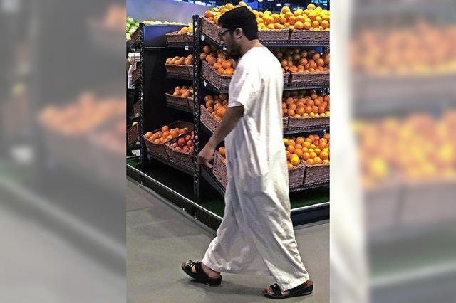 Der Iran schickt Lebensmittel nach Katar