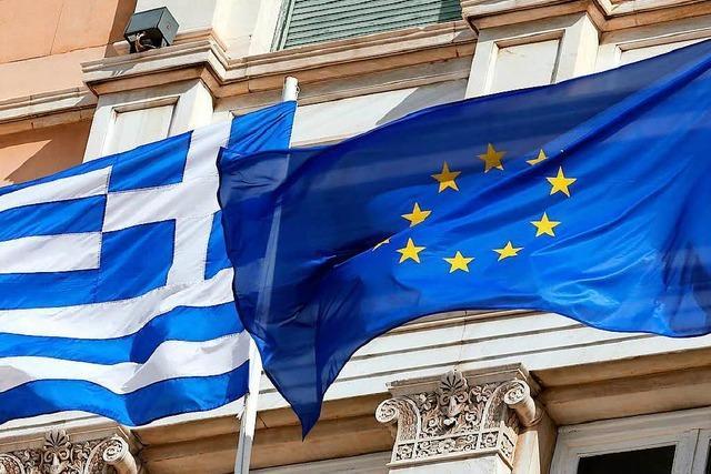Athen: Schicksalswoche im Schuldenstreit