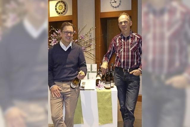 Ihringer Wein in England ausgezeichnet