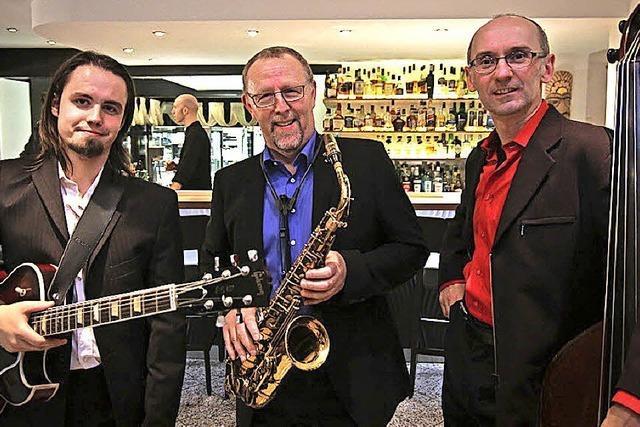 W.E.B. Trio in Titisee