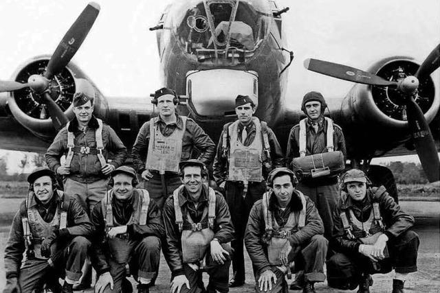Vor mehr als 70 Jahren stürzte US-Pilot in den Tod - um Schutterwälder Kinder zu retten