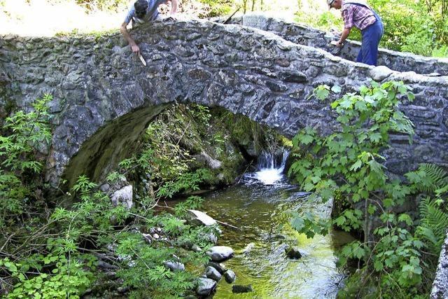 Brückenbau im Ehrenamt