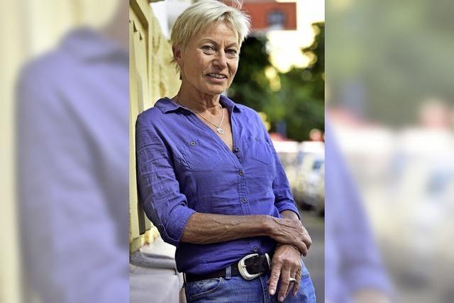 Ursula Enderlein, Pionierin in der Behandlung von Drogenabhängigen, gibt ihre Praxis weiter