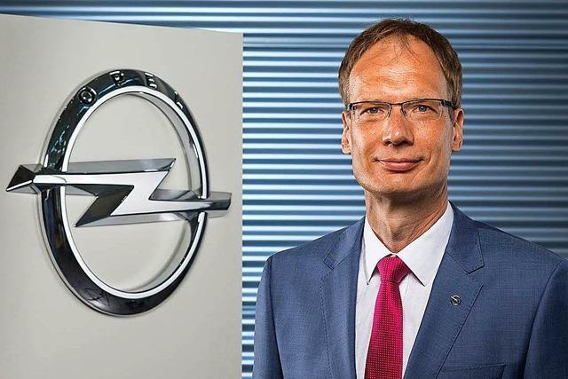 Finanzchef Michael Lohscheller soll Opel lenken