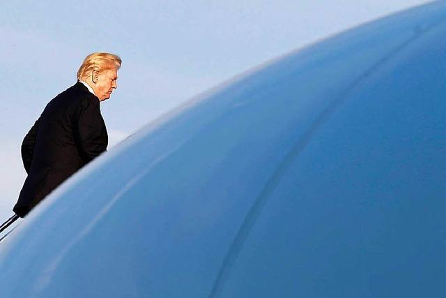 Klagen gegen Donald Trump wegen Interessenskonflikten
