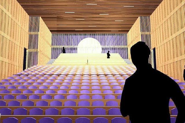 Finanzierung für Hörsaal in der Lutherkirche wackelt
