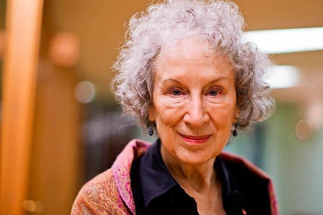 Friedenspreis für kanadische Schriftstellerin Margaret Atwood