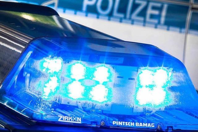 Mopedfahrer wird bei Unfall in Bad Säckingen verletzt