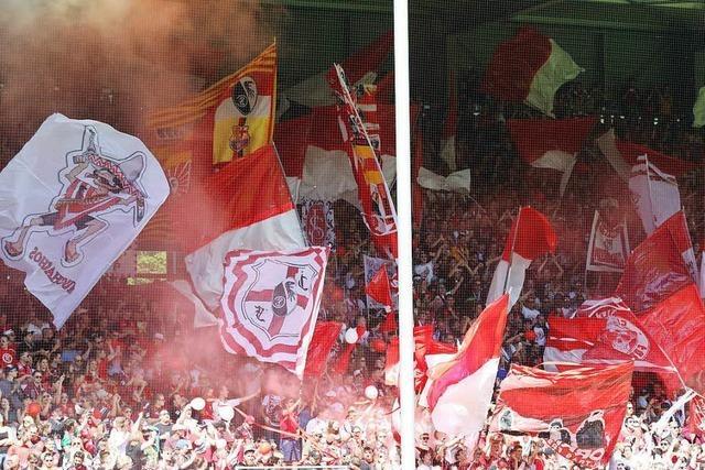 SC Freiburg muss Strafe wegen Rauchbomben zahlen