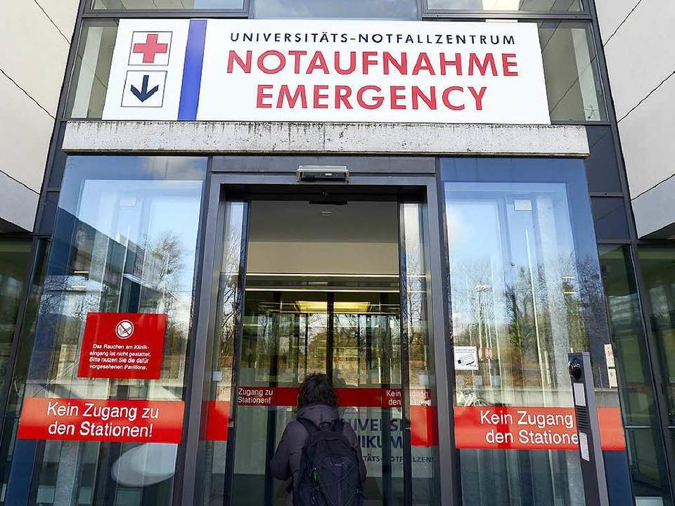 In der Notaufnahme konnten am Dienstag...otfälle behandelt werden (Archivbild).  | Foto: Ingo Schneider