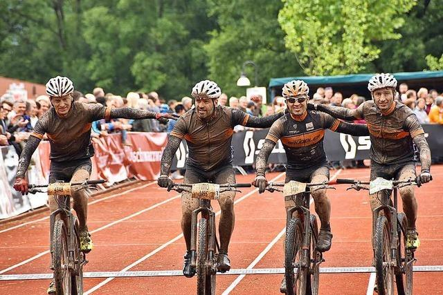 Über 4000 Radler starten beim Black Forest Ultra Bike Marathon