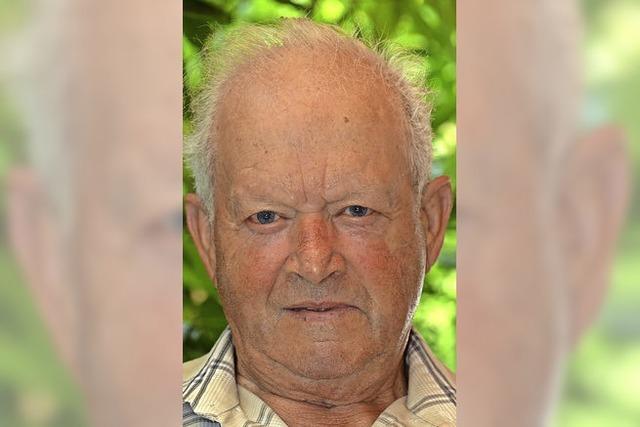 Hanspeter Bohn wird 80 Jahre