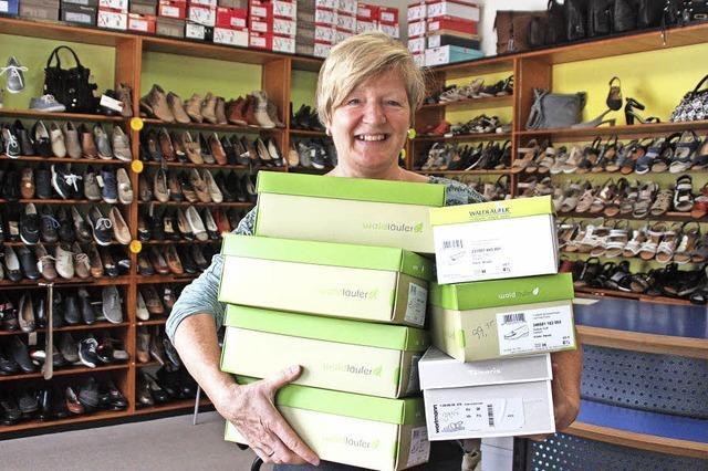 Den richtigen Schuh für jeden Kunden