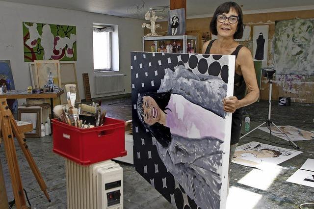 Künstler müssen Pinsel einpacken
