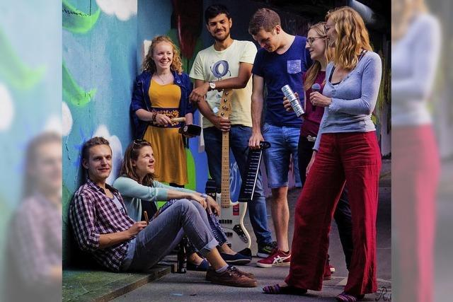 Abschlussklandidaten der Musikhochschule Freiburg geben Jazz- und Popkonzert in der Pfarrscheuer Luttingen