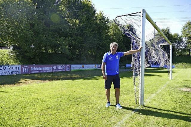 SV Blau-Weiß baut neues Clubheim
