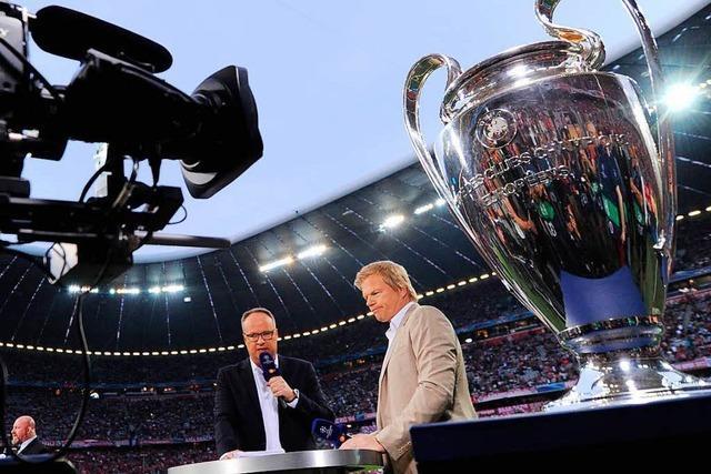 Champions League ab 2018 nur noch im Bezahlfernsehen