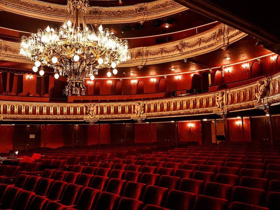 Glanz aus dem 19. Jahrhundert: die Straßburger Oper   | Foto: Nis & For