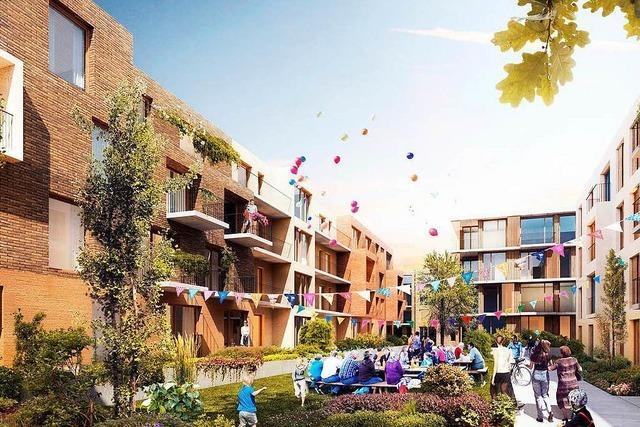 Freiburger Stadtbau will 2000 Wohnungen bis zum Jahr 2025 bauen