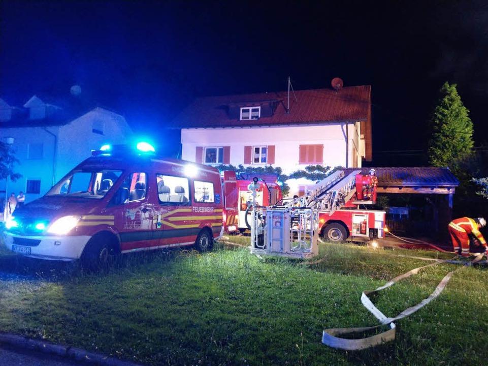   Foto: Feuerwehr Wehr
