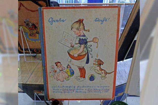 Bilderbuch-Klassiker des Gerhard Stalling-Verlags in Müllheim