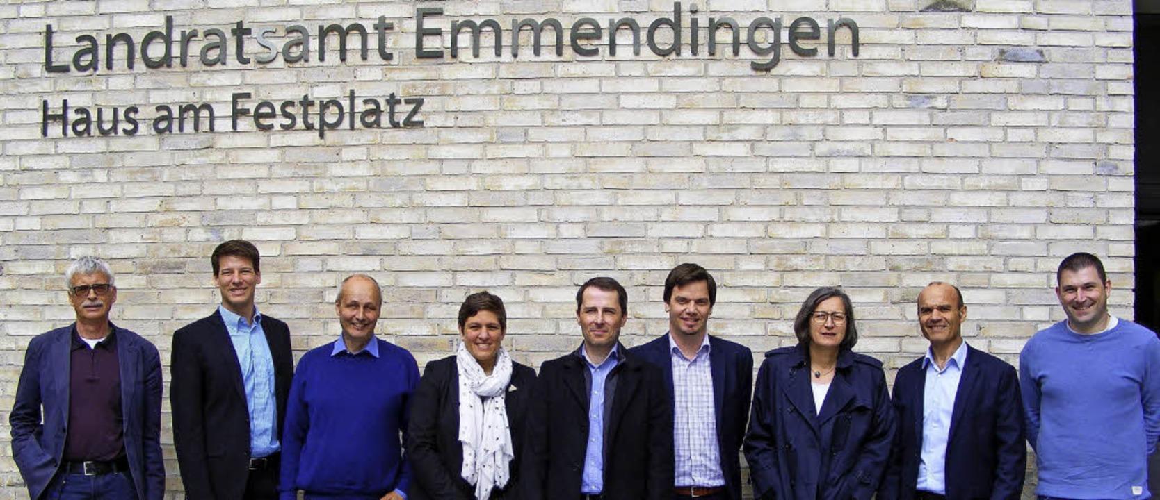Für den Stromsparcheck trommeln tsführ...Rainer Baumann (Jobcenter Emmendingen)  | Foto: Franz Kramer