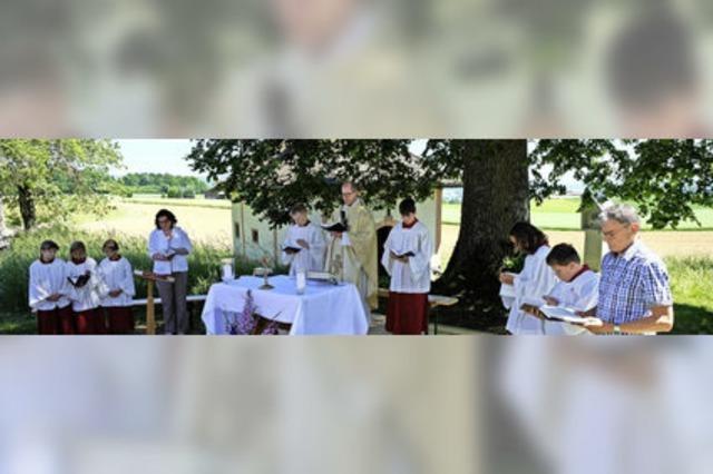 Seit über 300 Jahren ein gerne besuchter Gebetsort